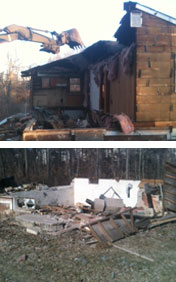 House Demolition Anne Arundel County